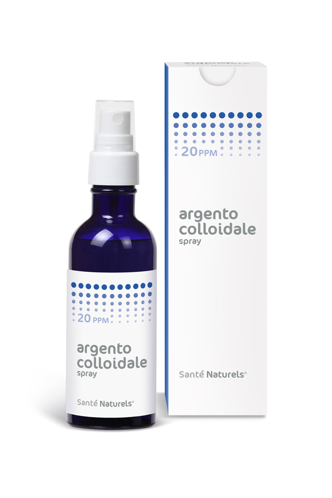 Argento Colloidale Spray