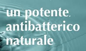 Argento colloidale proprietà terapeutiche antibatteriche