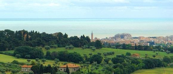 panorama civitanova marche