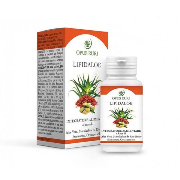 LipidAloe Sciroppo Colesterolo e Triglieceridi