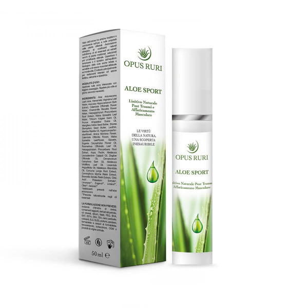 Aloe Sport Post Traumi Muscolari