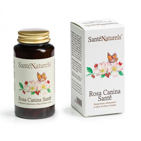 Rosa Canina Capsule Vitamina C Naturale