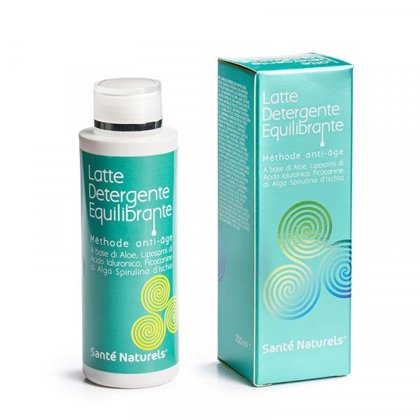 Latte Detergente Spirulina - Anti-âge
