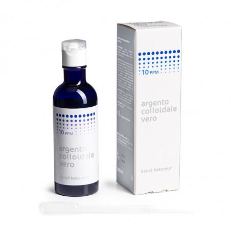 Argento Colloidale Vero 10 ppm 200 ml