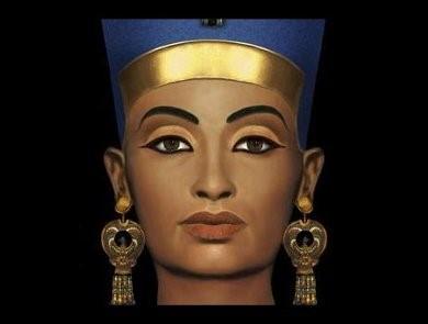 Cleopatra trucco viso