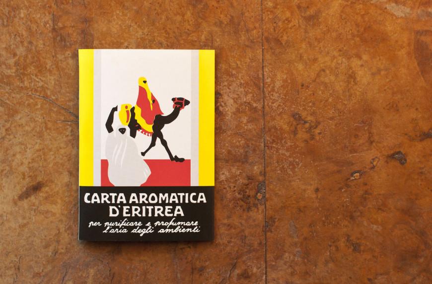 Carta d'Eritrea proprietà benefiche per gli ambienti